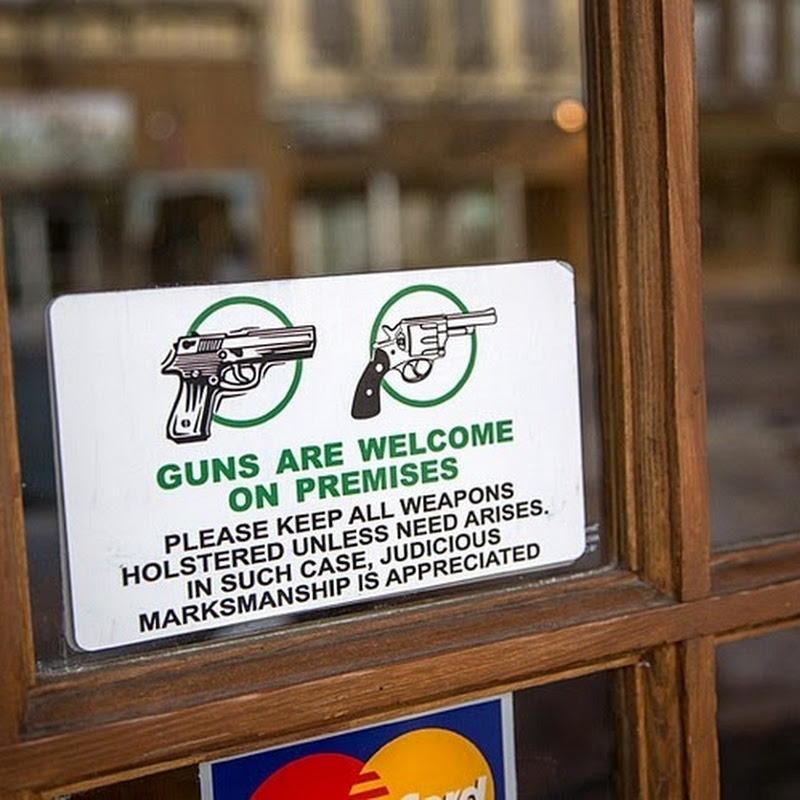 Shooters Grill: A Gun Themed Restaurant in Colorado