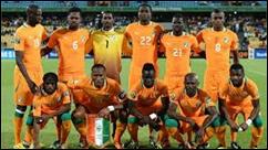 Selección de Costa de Marfil