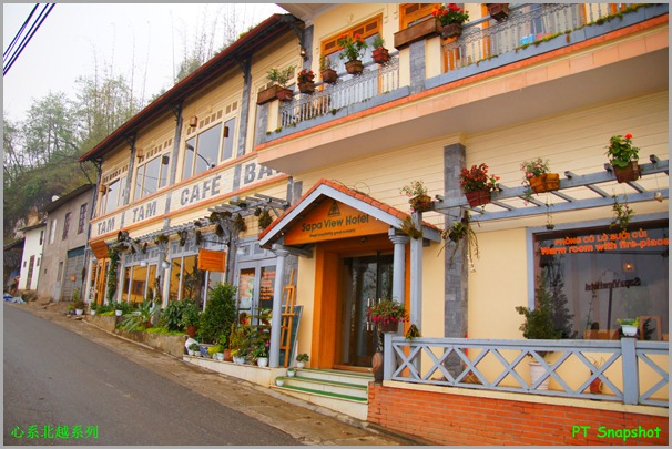 Sapa View Hotel Building