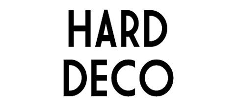 Hard Deco Header