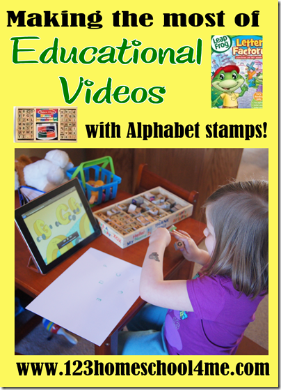 Best Educational DVDs and Extension Activities for Preschoolers