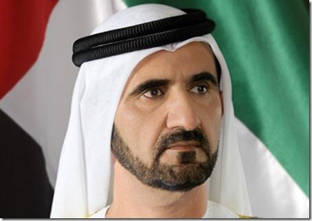 Mohammed bin Rashid Al Maktoum Estimated Net Worth In August 2011