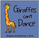 Giraffes Can't Dance Box 2