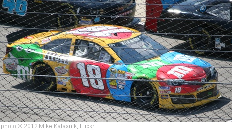 'Kyle Busch' photo (c) 2012, Mike Kalasnik - license: http://creativecommons.org/licenses/by-sa/2.0/