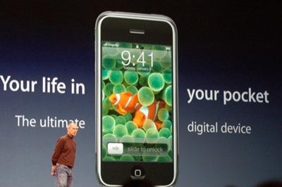 primul iphone 2007