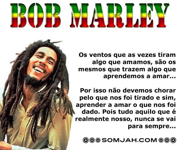 BOB MARLEY POEMA