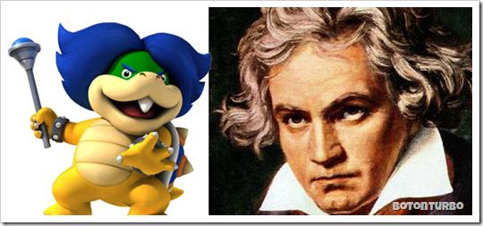 Ludwig Von Koopa (Ludwig Van Beethoven)