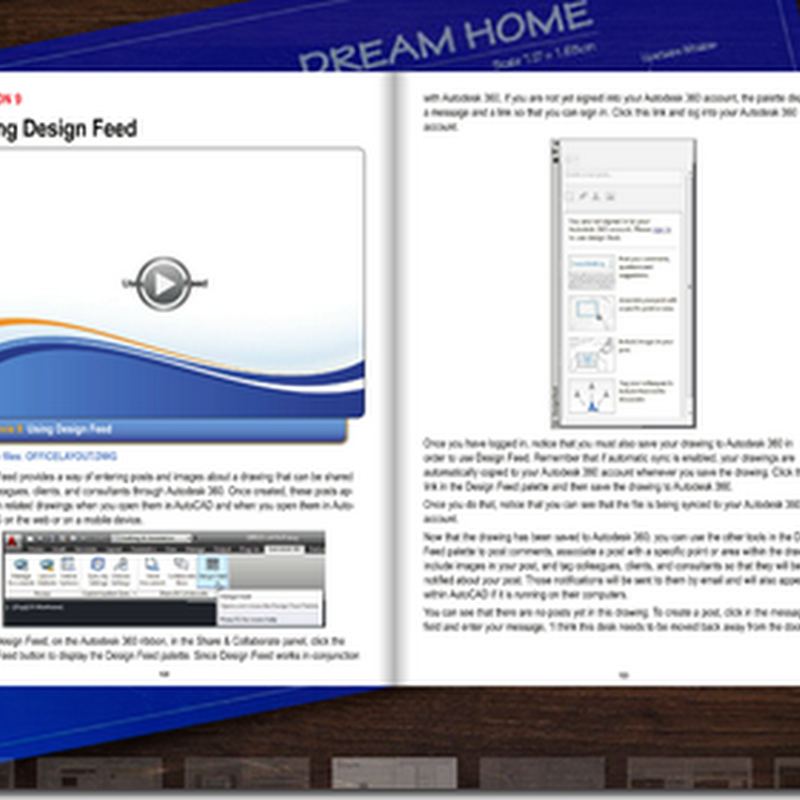 AutoCAD 2014 learning resources