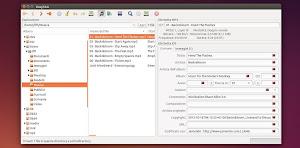 EasyTAG 2.2.0 in Ubuntu 14.04