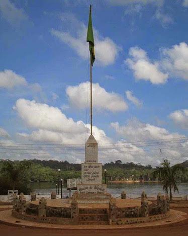 Monumento alla Patria, Oiapoque - Amapà