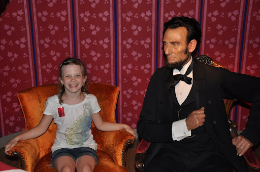 Natalie and Lincoln