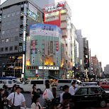 ueno downtown in Ueno, Tokyo, Japan