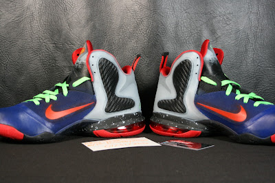 nike lebron 9 xx nerf custom 2 11 Another Chance to Get Your LeBron 9 Nerf Custom Kicks