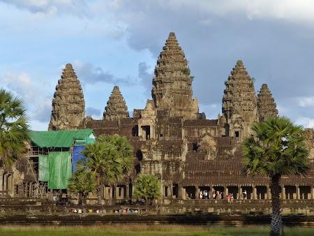 20. Templul Angkor Wat din Cambogia.JPG