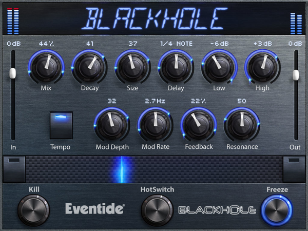 blackhole reverb