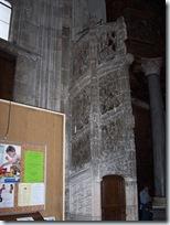 2005.08.19-033 escalier à vis dans l'église Saint-Maclou