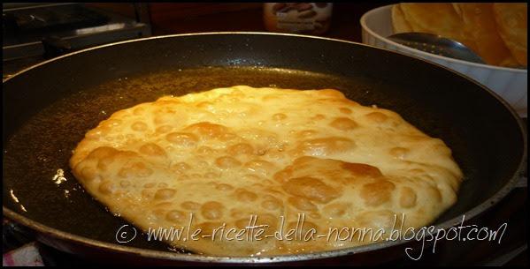 Le ricette della nonna gnocco fritto e crescentine - Gnocco in cucina ...