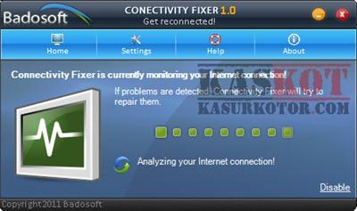 Memperbaiki Masalah Koneksi Internet Terkait dengan IP dan Winsock