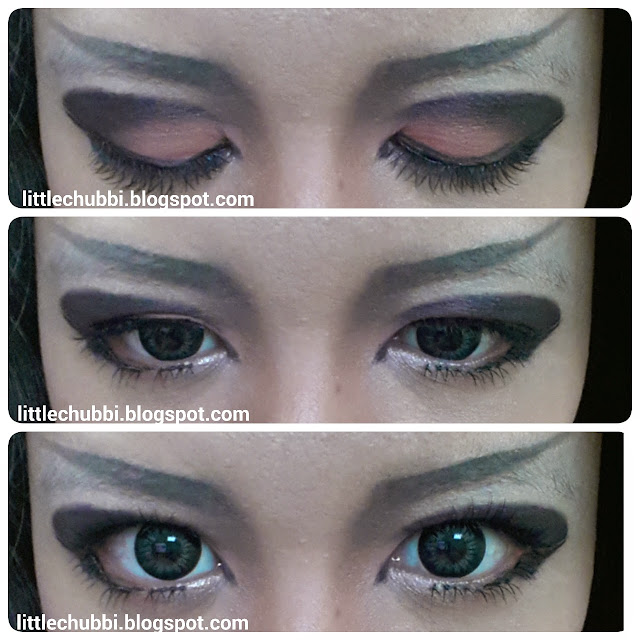 Littlechubbi Visual Kei Make Up Japanese Make Up