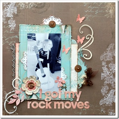 I got my rock moves
