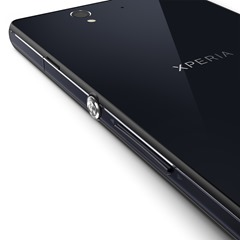 Sony Xperia Z Philippines - Back