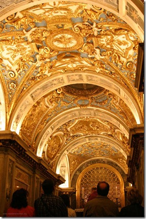 Clementine Chapel-ceiling-Grottoes