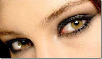 los ojos de mi amor