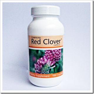 ยาแคปซูล เรด โคลฟเวอร์  (Compound red clover capsule)