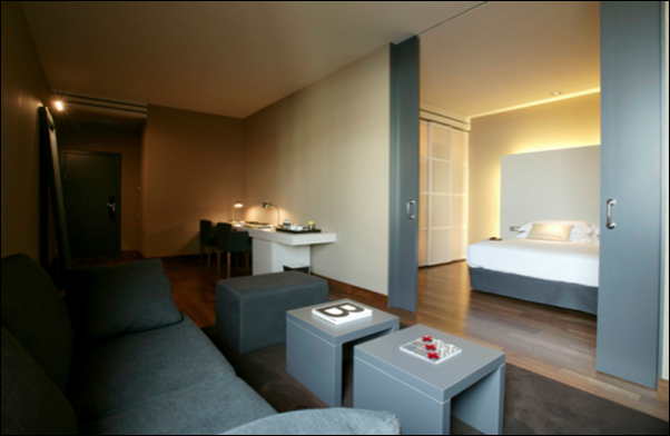 Grand hotel Central - Barcelona-11