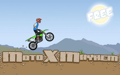 Moto X Mayhem Free