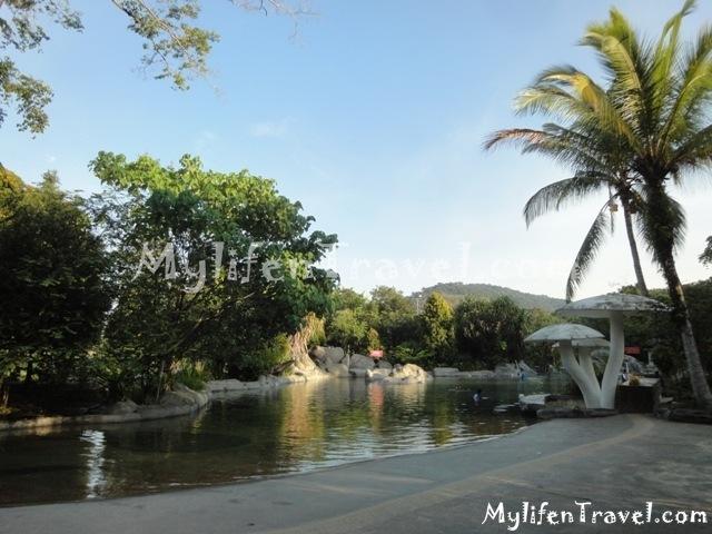 Taman Rekreasi air panas 15