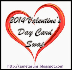 2014 Valentine's Day Card Swap Logo