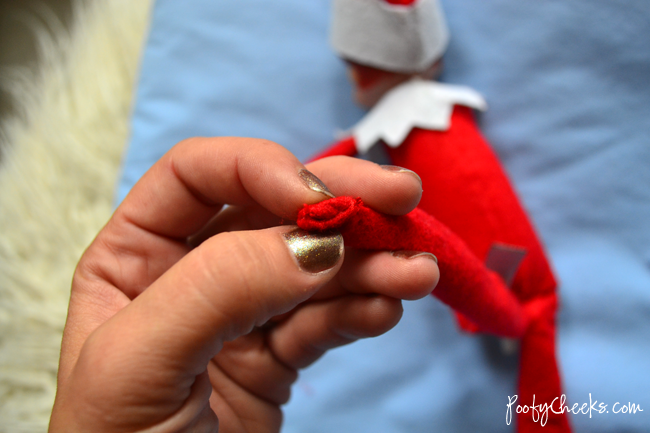 DIY Tutorial - how to make your elf bendable