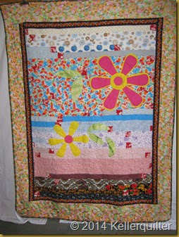 Quilt159-Blumen