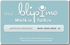 Blip.Me Walkie-Talkie Virtual Gratis