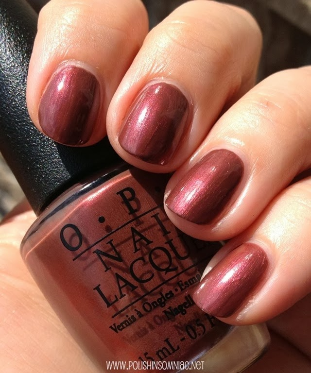 OPI I Kneed Sour-Dough