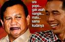 Meme Prabowo Kocak Lucu Pemilu
