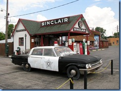 3763 Ohio - Bucyrus, OH - Lincoln Highway (State Route 19)(State Route 100)(Hopley Ave) - Sinclair Station