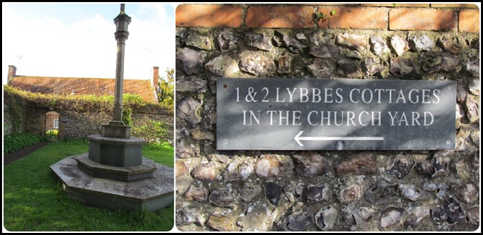 b Church Cottages