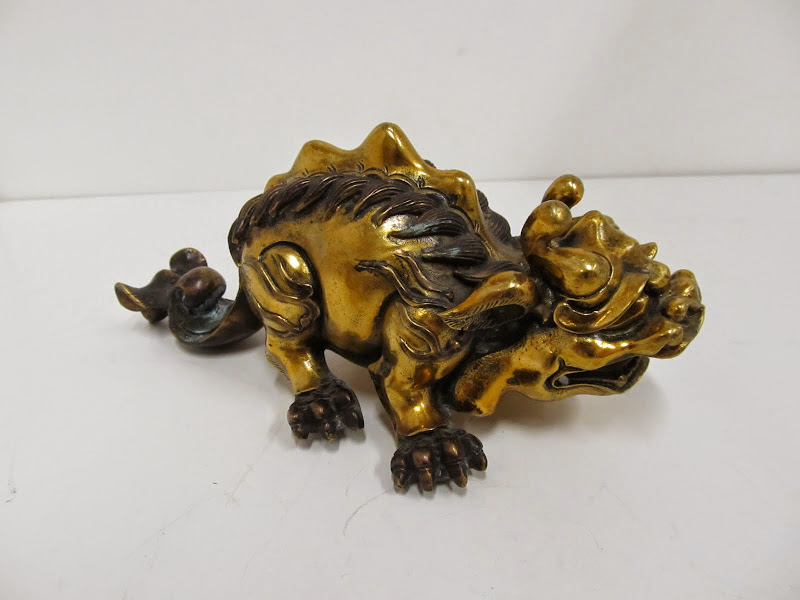 Asian Dragon Figure
