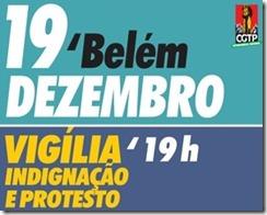 Vigília em Belém. Dez.2013