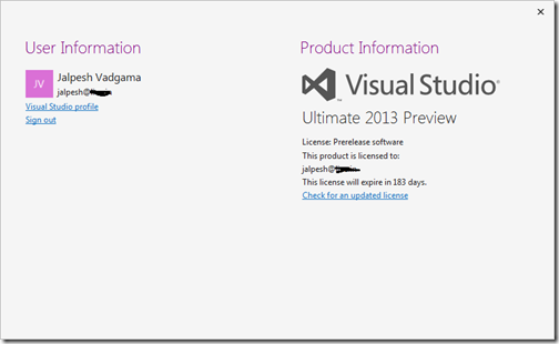 VisualStudioLiveSettings