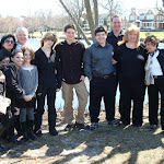 Pauls family and mine at Brightwaters.JPG