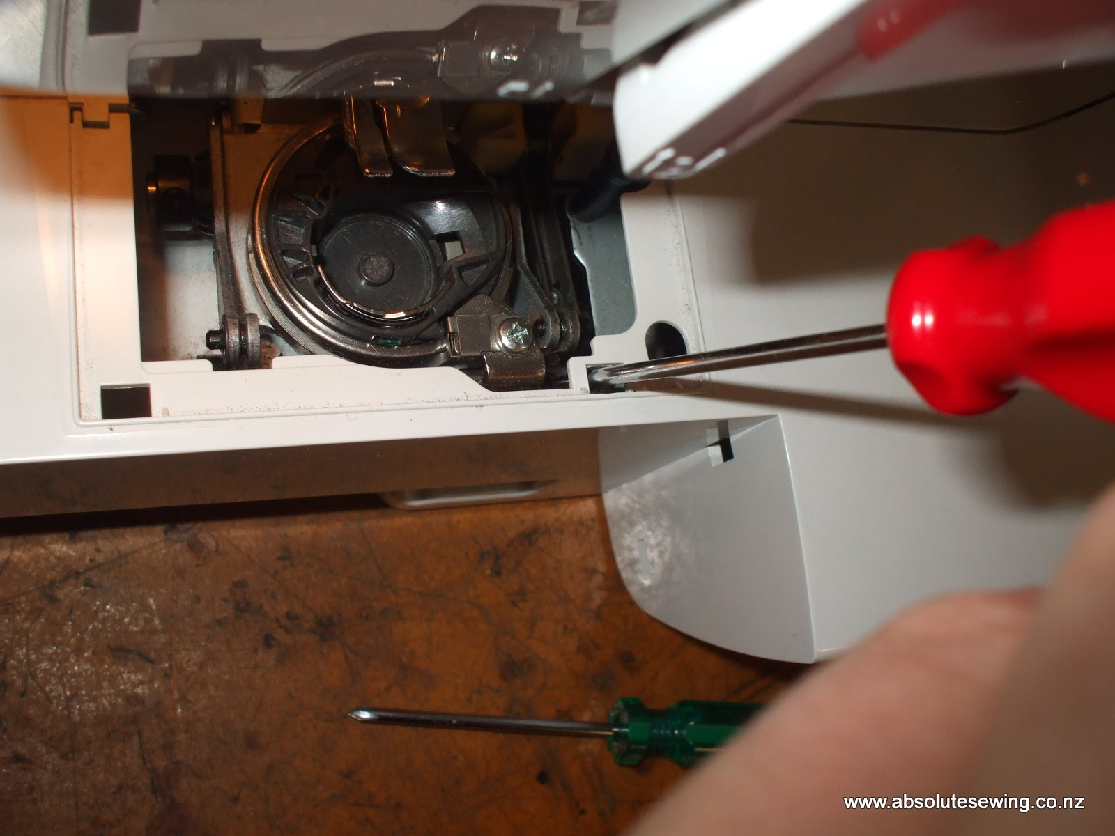 viking sewing machine tension problems