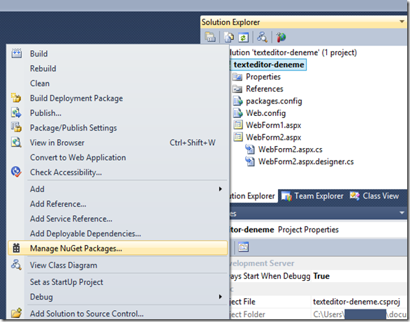 how to add ajax toolkit in visual studio 2010