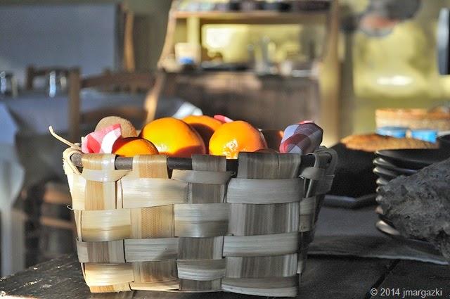 Detalle desayuno Agroturismo Iabiti