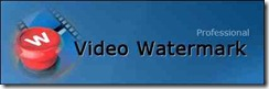 Video Watermark logo