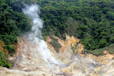 Sulphur Springs:  A Drive-In Volcano - Castries, St. Lucia