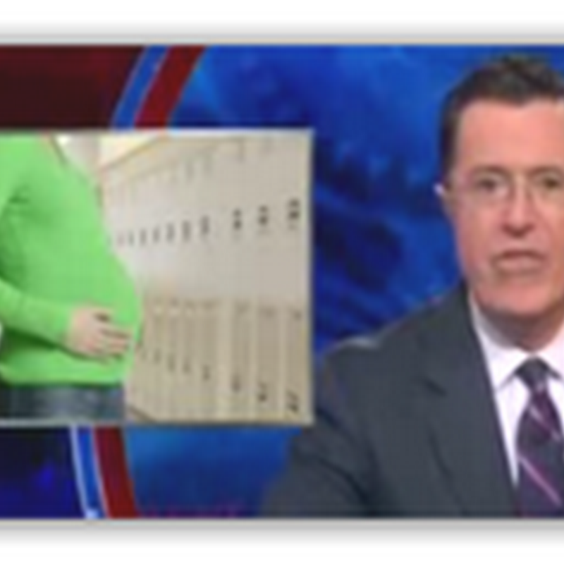 "Lawmakers in Tennessee Appear Plagued By Digital Illiteracy–Look At This ""Gateway Sexual Activity"" Bill–Low Common Denominator Laws–Colbert Nails It"