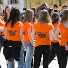 Diáknapi flashmob
